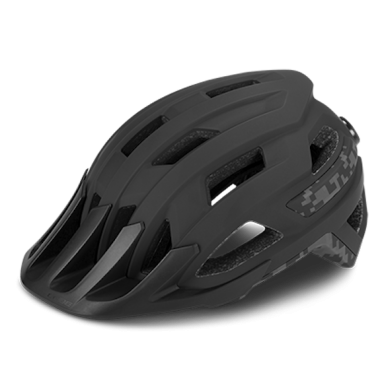 CASCO MTB CUBE ROOK BLACK