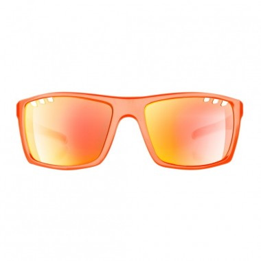 OCCHIALE DA SOLE NEON DEEP ORANGE FLUO