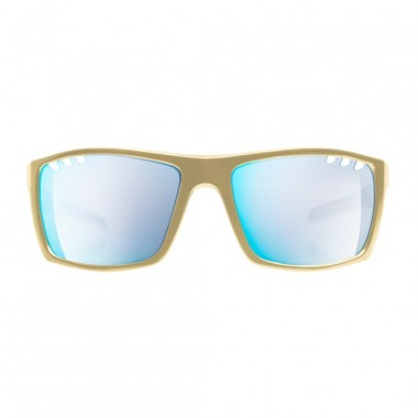 OCCHIALE DA SOLE NEON DEEP MATT GOLD