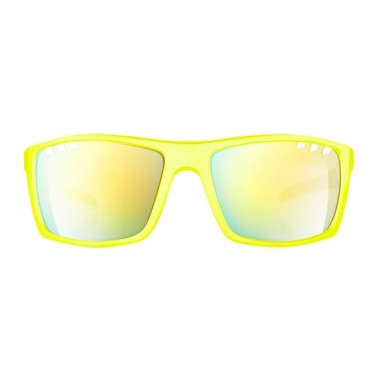 OCCHIALE DA SOLE NEON DEEP YELLOW FLUO