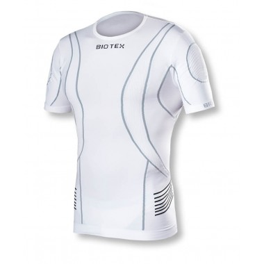 T-SHIRT UOMO HIGHTECH WHITE