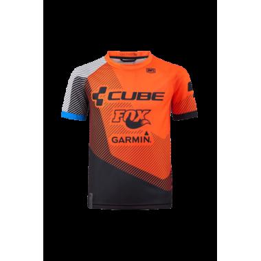 CUBE JUNIOR EDGE Jersey S/S X Actionteam