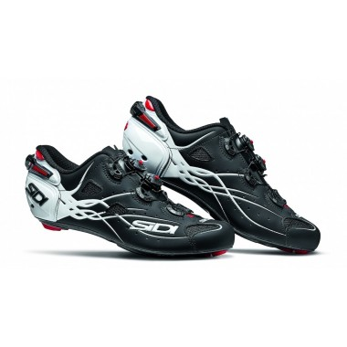 SCARPA BDC SIDI SHOT MATT BLACK/WHITE