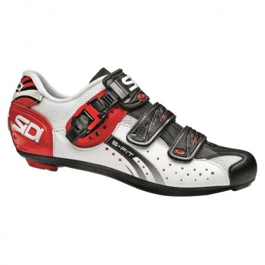 SCARPA BDC SIDI GENIUS 5-FIT CARBON WHITE/BLACK/RED