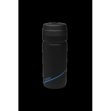PORTA ATTREZZI CUBE 600ml BLACK/GREY/BLUE
