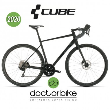 Cube Attain SL black´n´grey 2020