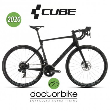 Cube Agree C:62 SLT carbon´n´black 2020