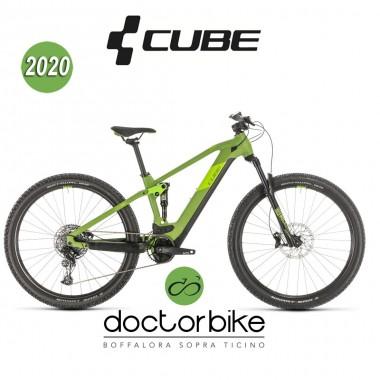 Cube Stereo Hybrid 120 Pro 625 29 green´n´green 2020