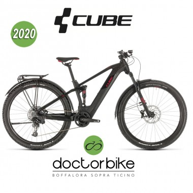 Cube Stereo Hybrid 120 Pro 625 Allroad 29 black´n´red 2020
