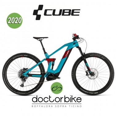 Cube Stereo Hybrid 140 HPC Race 625 29 petrol´n´red 2020