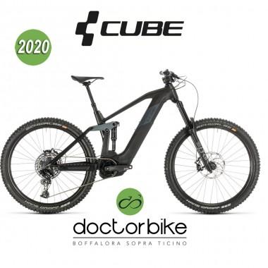 Cube Stereo Hybrid 160 HPC SL 625 27.5 carbon´n´grey 2020