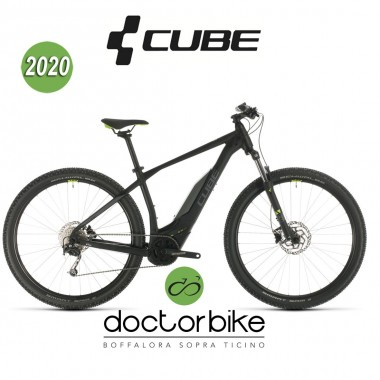 Cube Acid Hybrid ONE 500 29 black´n´green 2020