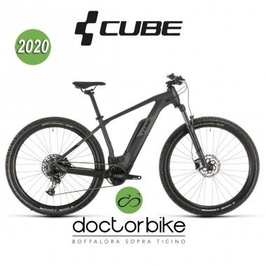 Cube Reaction Hybrid Pro 500 iridium´n´black 2020