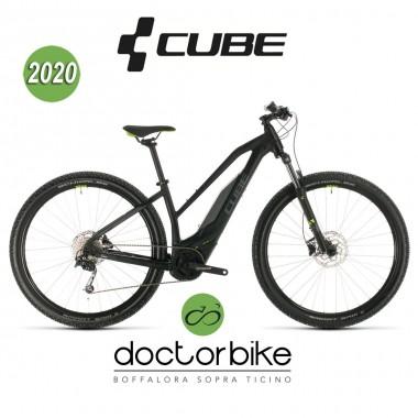 Cube Acid Hybrid ONE 500 29 black´n´green 2020 -trapeze-