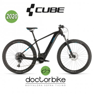 Cube Reaction Hybrid EX 625 29 black´n´blue 2020