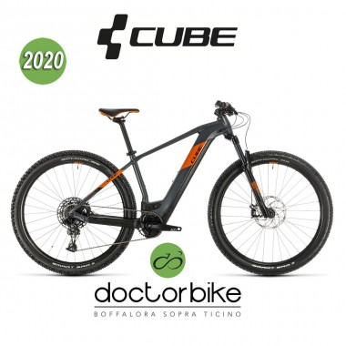 Cube Reaction Hybrid SL 625 29 grey´n´orange 2020