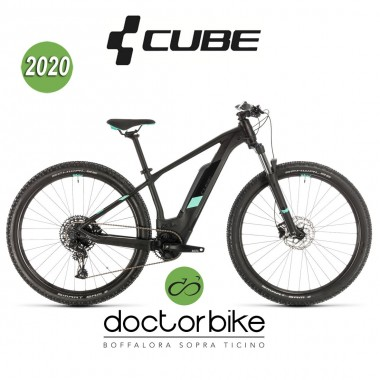 Cube Access Hybrid Pro 500 black´n´mint 2020