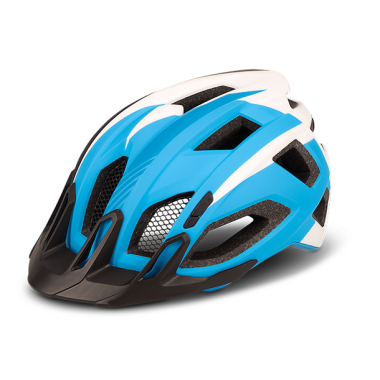 CASCO CUBE QUEST BLUE'N'WHITE'N'BLACK