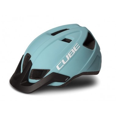 CASCO MTB CUBE CMPT ICE BLUE-WHITE