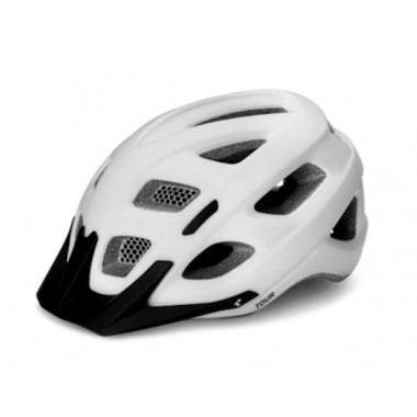 CASCO MTB CUBE TOUR WHITE