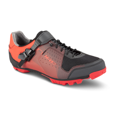 SCARPA MTB CUBE PEAK PRO RED'N'BLACK