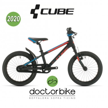 Cube Cubie 160 black´n´red´n´blue - 321120 -