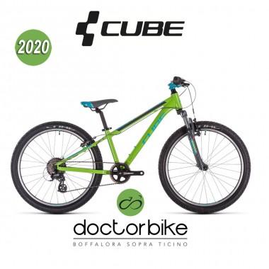 Cube Acid 240 green´n´blue´n´grey - 323130 -
