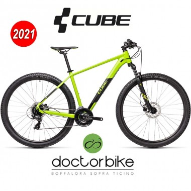 Cube Aim Pro green´n´black - 401310-