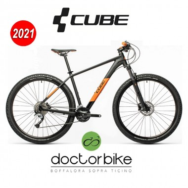 Cube Aim SL black´n´orange -401500-