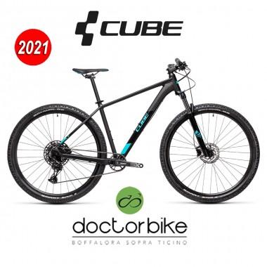 Cube Analog black´n´petrol -402100-
