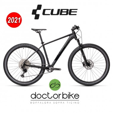 Cube Attention SL black´n´grey  - 403150 -