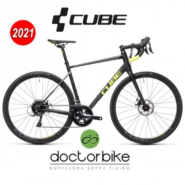 Cube Attain Pro black´n´flashyellow - 476200 -