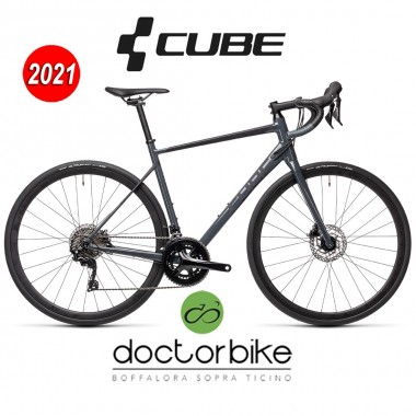 Cube Attain SL grey´n´black - 476400 -
