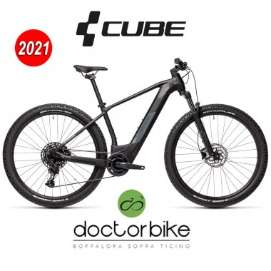 Cube Reaction Hybrid Pro 625 29 black´n´grey - 434102 -