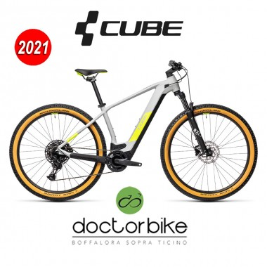 Cube Reaction Hybrid Pro 625 29 grey´n´yellow - 434112 -