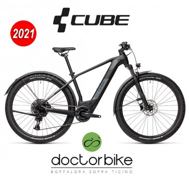 Cube Reaction Hybrid Pro 500 29 Allroad black´n´grey - 434151 -