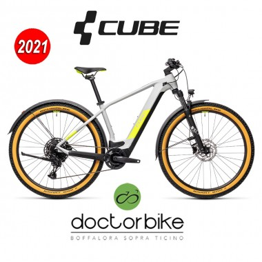 Cube Reaction Hybrid Pro 625 29 Allroad grey´n´yellow - 434162 -