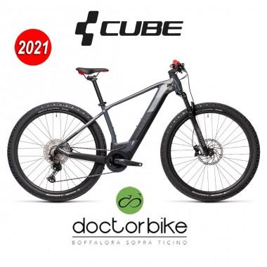 Cube Reaction Hybrid Race 625 29 grey´n´red - 434202 -