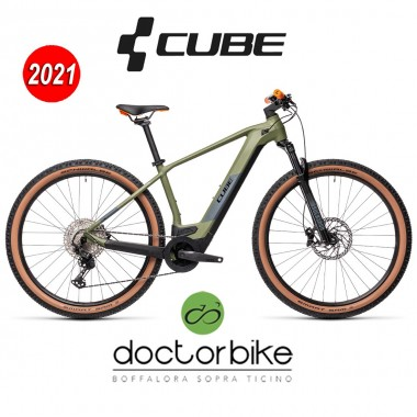 Cube Reaction Hybrid Race 625 29 green´n´orange - 434212 -