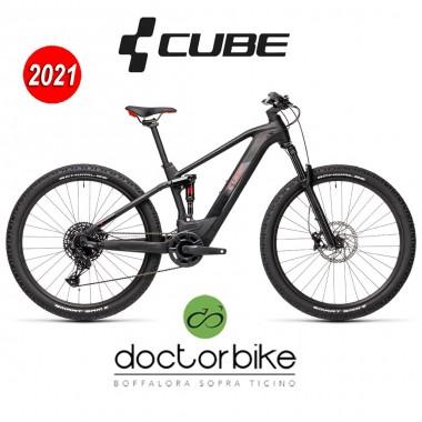 Cube Stereo Hybrid 120 Pro 625 black´n´red