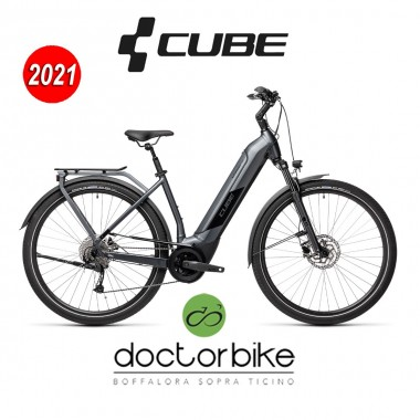 Cube Kathmandu Hybrid ONE 625 iridium´n´black -lady- easy entry -