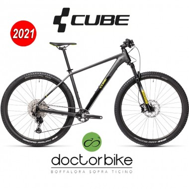 Cube Reaction Pro grey´n´yellow - 412100-