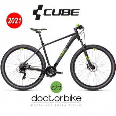 Cube Aim black´n´green - 401100-