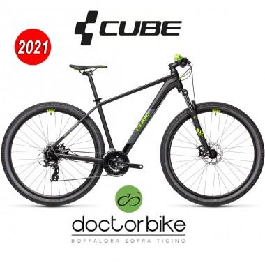 Cube Aim black´n´green - 401100-