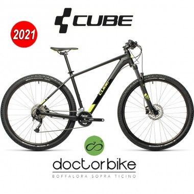 Cube Aim EX black´n´flashyellow - 401450-