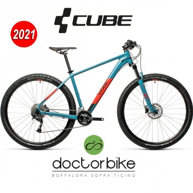 Cube Aim EX blue´n´red - 401460 -