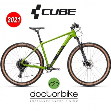 Cube Analog deepgreen´n´black - 402110 -