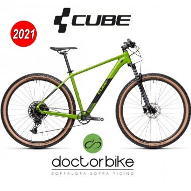 Cube Analog deepgreen´n´black - 402110 -