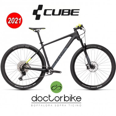 Cube Reaction C:62 Pro carbon´n´yellow - 416100 -