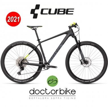 Cube Reaction C:62 Pro carbon´n´yellow - 416100 -